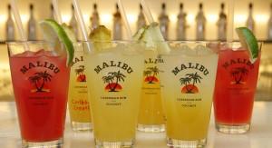Как принято пить ликер Малибу?
