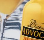 Ликер Адвокат – бразильский напиток на голландский лад