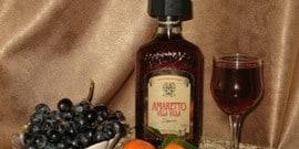 Амаретто – ликер, который можно приготовить в домашних условиях