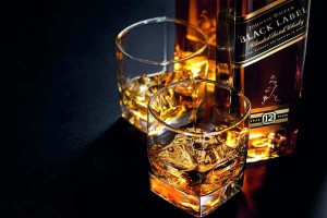 Фото виски Johnnie Walker Black Label, pixshark.com
