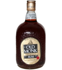 На фото - Old Monk Gold Reserve Rum, collectors-cellar.com