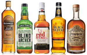 Канадский виски – спиртной напиток с причудами