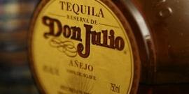 Текила Дон Хулио – кровь Мексики в бутылке