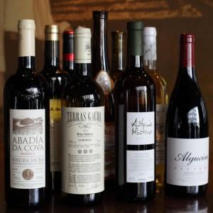 Вино из Галисии и Арагона