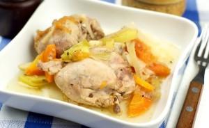 Классические рецепты приготовления птицы с белым вином фото