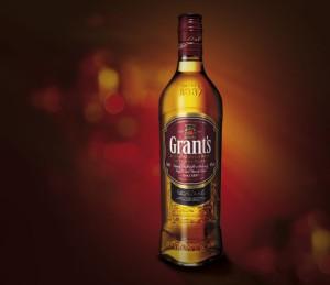 Виски Грантс – один из самых активных брендов в мире