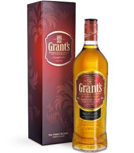 Виски Grant's – какой выбрать?