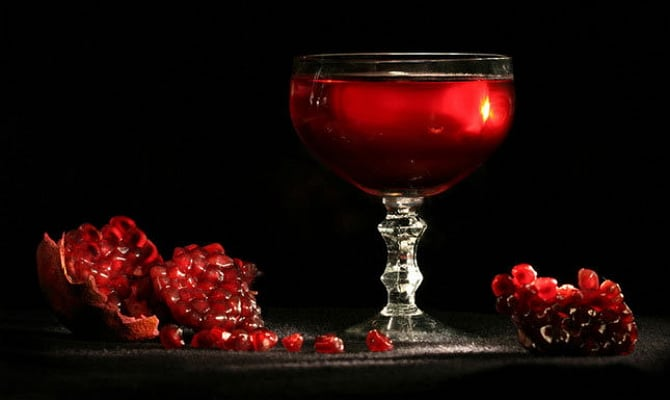 Армянское гранатовое вино – традиционный напиток Востока
