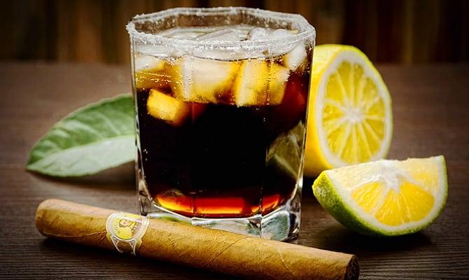 Кубалибре – коктейль острова Свободы