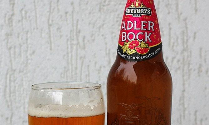 Фото крепкого пива Adler Bock