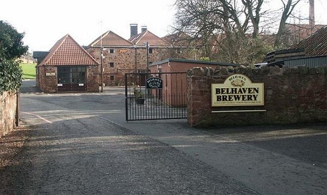 Пиво Belhaven – старейшая марка пива в Шотландии
