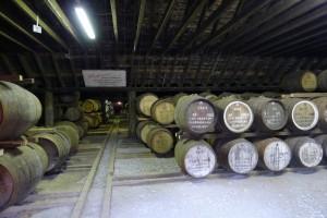Фото бочек виски Гленфарклас, whiskydaily.com