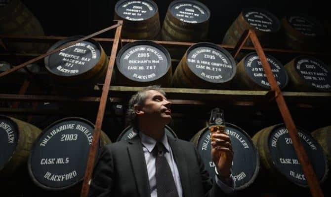 Виски Туллибардин – маленькое предприятие и большие амбиции