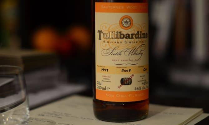 viski tullibardine 3 - Виски Туллибардин – маленькое предприятие и большие амбиции