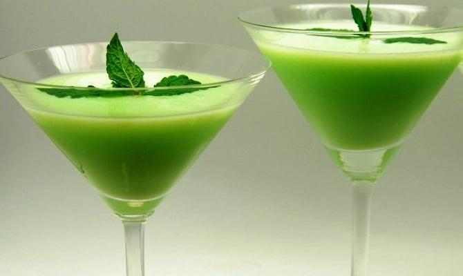 рецепты коктейлей с ликёром