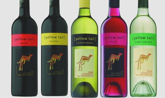 Разнообразие вин Австралии