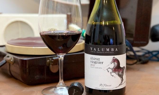Австралийское вино Shiraz