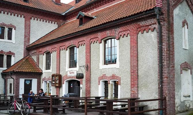 Пивоварня «Eggenberg»