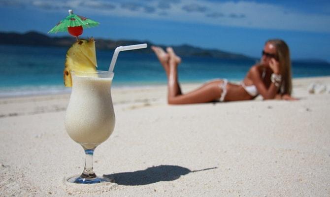 Кокосовый ликер – весточка с Карибских островов