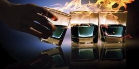 Коктейли с абсентом – обжигающий вкус