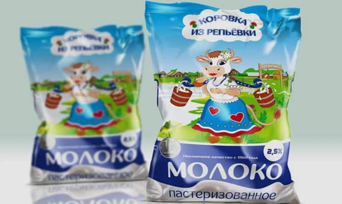 Пастеризованное молоко для очистки самогона
