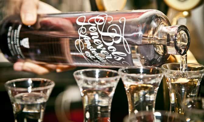 Можжевеловая водка – крепкий алкоголь из глубины XVII века