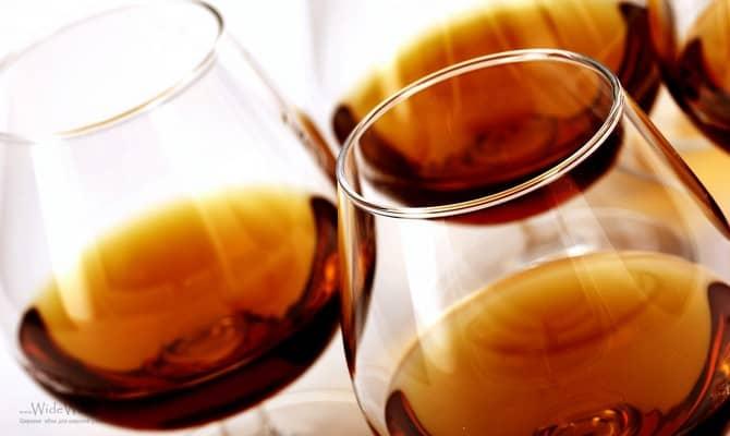 Коньячный спирт - один из ингредиентов коньяка