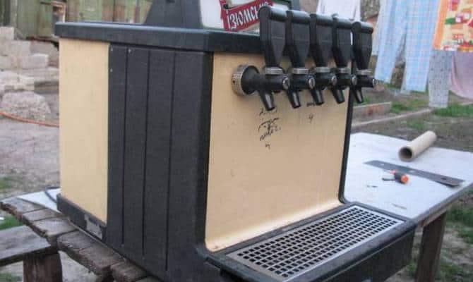 Выбор охладителя для пива