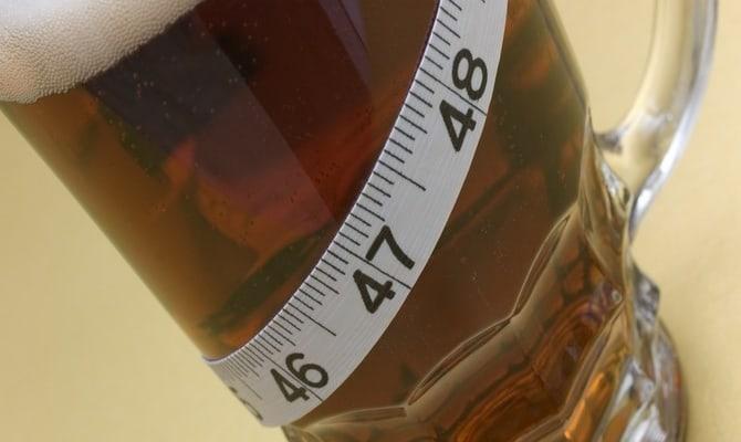 Влияение плотности на крепость пива