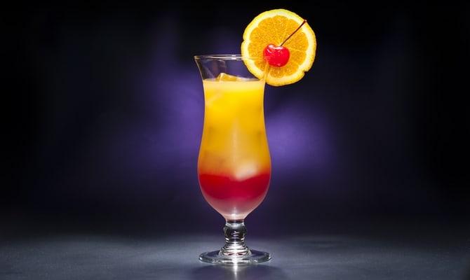 Как приготовить коктейль Текила Бум