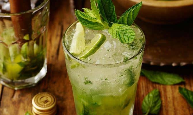 Как приготовить мохито рецепт алкогольный