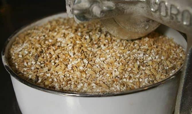 Подготовка солода к варке