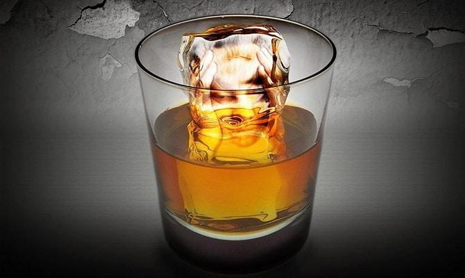 Микс с Джек Дэниэлс «Russian whiskey»