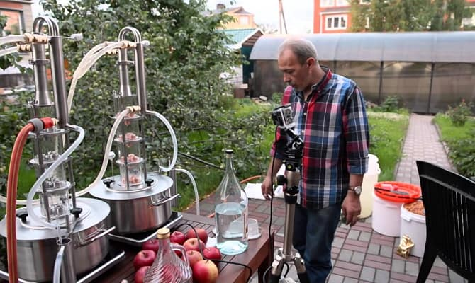 Автоматический самогонный аппарат – советы по эксплуатации и хранению устройства