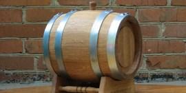 Дубовые бочки для самогона – нехитрые секрета выдержанного алкоголя