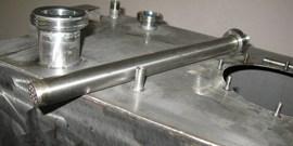Куб для самогонного аппарата – тонкости изготовления элемента в домашних условиях