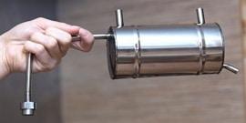 Прямоточный холодильник для самогонного аппарата – простое устройство для любителей холодного алкоголя