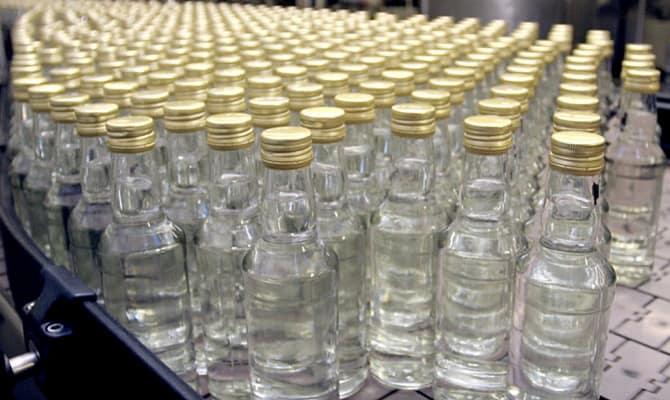 Как определить паленую водку?