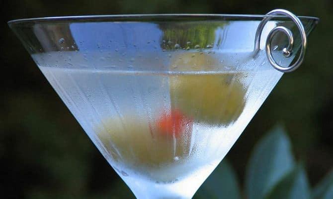 История дружбы мартини с водкой