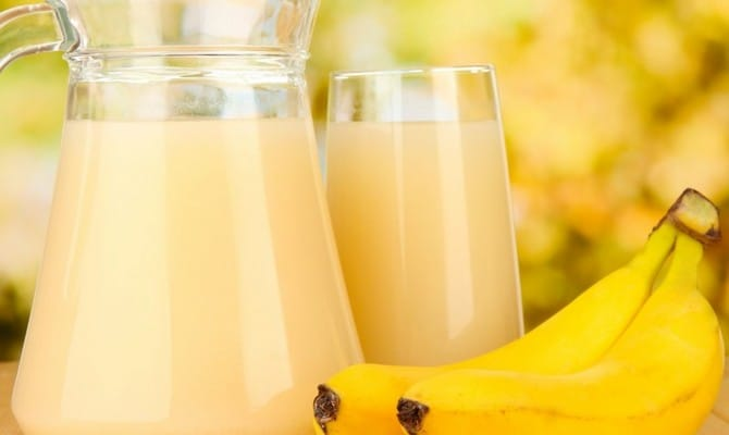 kak delayut bananovyj liker 1 - Как делают банановый ликер