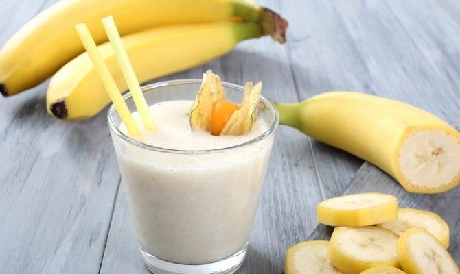 Как делают банановый ликер