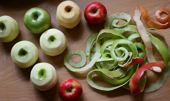 Рецептура яблочного самогона на воде