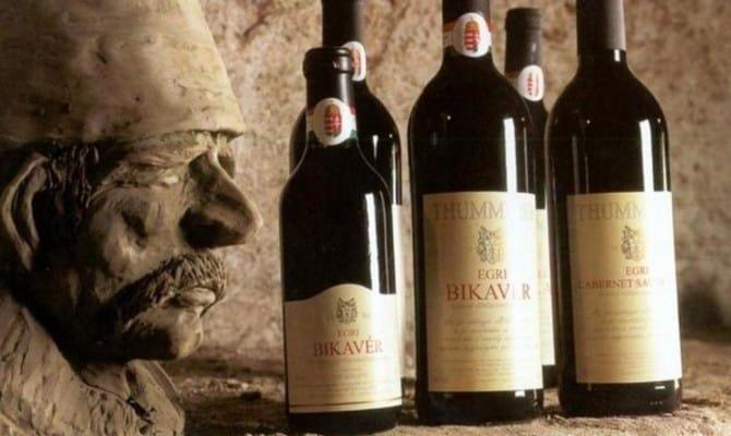 Какое бывает венгерское вино?