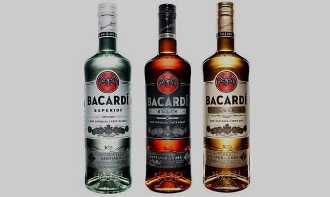 Коктейли с ромом Бакарди – оригинальные идеи с любимым напитком