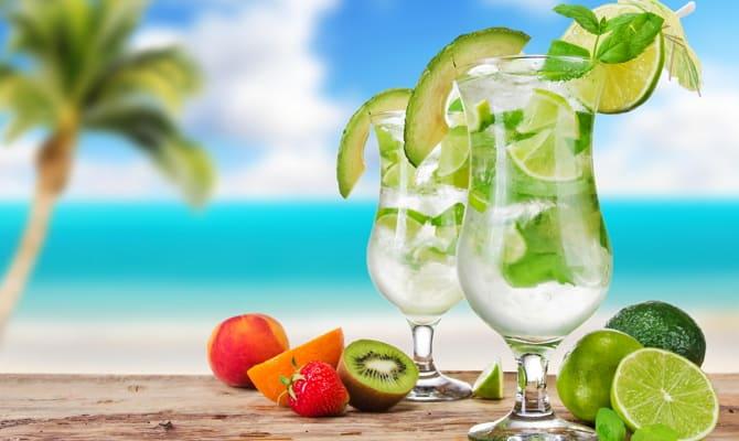 Коктейли с ромом – романтика Карибского моря со вкусом сладкого тростника