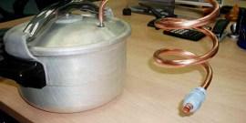 Самогонный аппарат из скороварки – как получить надежный дистиллятор, не переплачивая