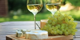 Вино из винограда сорта Алиготе