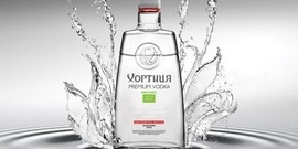 Кристально чистая водка «Хортица» — заслуга производителя