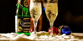 Знаменитое Советское шампанское