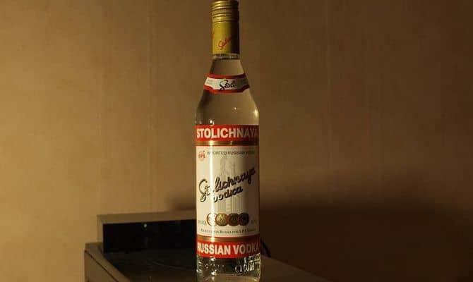 Нелегкий путь бренда водки Столичная